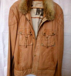 Куртка мужская нат.кожа