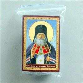 Масло+вода Святитель Лука Крымский