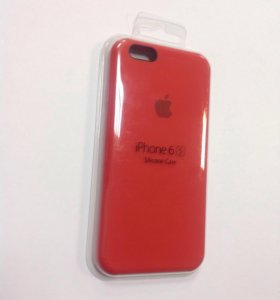 Силиконовые кейсы на iPhone 6/6S