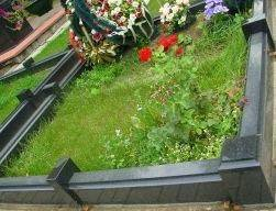 Гранитный цоколь на могилу