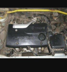 Двигатель ВАЗ 16-клапанный