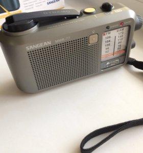 Автономное радио, радиоприемник Sangean