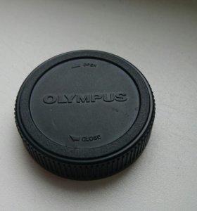 Крышка объектива olympus zuiko 4/3 задняя