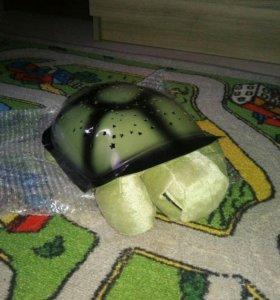 Ночник черепашка