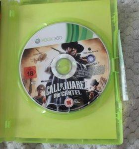 Call of Juarez the cartel на Xbox 360