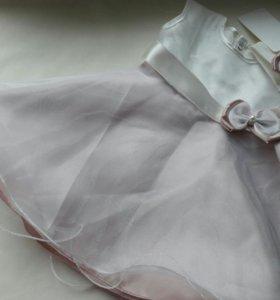 Новое платье с повязкой