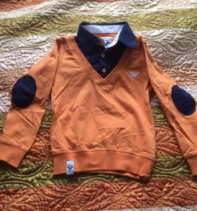 Кофта+ рубашка!