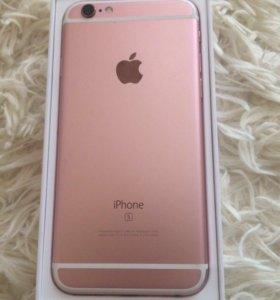 iPhone 6s,Rose Gold,16 Gb