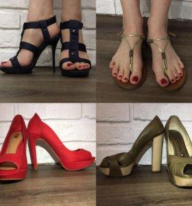 Обувь босоножки туфли сандали