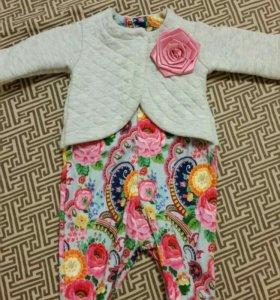 Костюмчик детский дизайнерская одежда