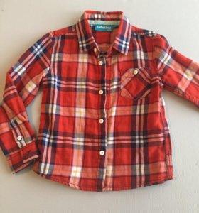 Рубашка, 98 см