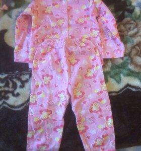 новое детское пижама