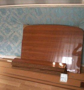 Кухонный гарнитур,кровать