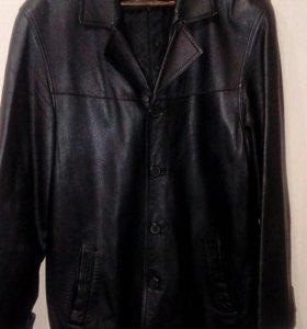 Куртка натуральная кожа мужская