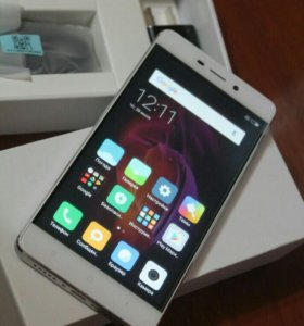 Новый Xiaomi Redmi 4 16GB
