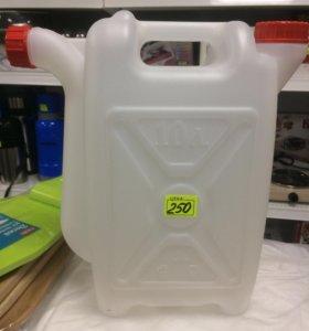 Канистра для питьевой воды 10л