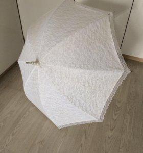 Зонт на свадьбу