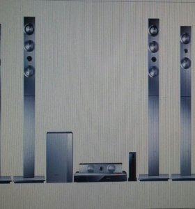 Домашний кинотеатр Samsung HT-F9750, 3d blu ray