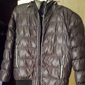 Куртка мужская весенний размер м