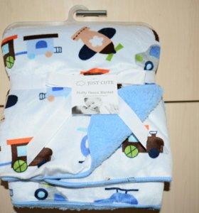Детский плед-одеяло Carter's