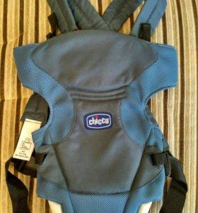 """Новый рюкзак переноска """"кенгуру"""" с 0 мес.до 9 кг."""