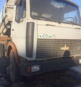 МАЗ 5551 самосвал 10 тонн