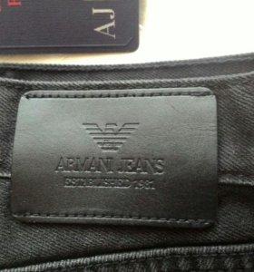 Мужские джинсы Armani Jeans новые оригинальные