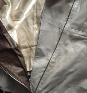 Куртка натуральная кожа.р.46-48