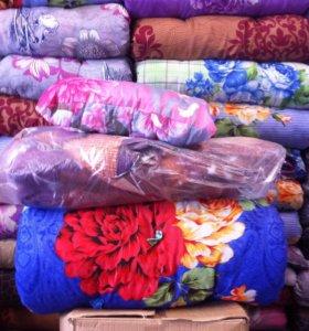 Конплекты спальные матрас подушка одеяло