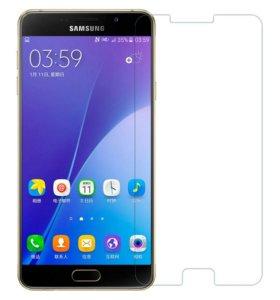 Защитные стекла Samsung Galaxy A5 А7