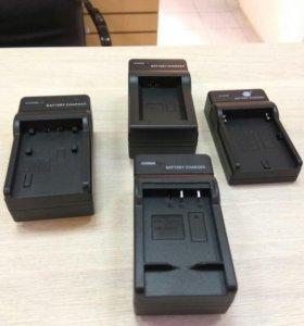 Зарядные устройства для фотоаппаратов Sony