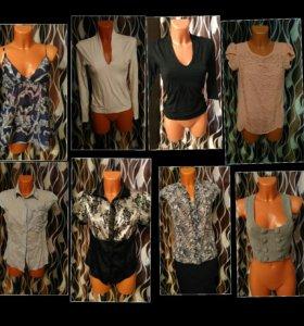 Блуза блузка рубашка кофта жилетка туника