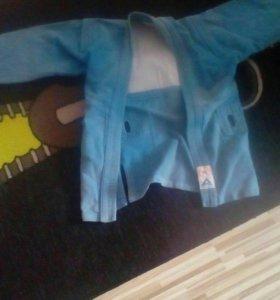 Борцовская куртка за шоколадку