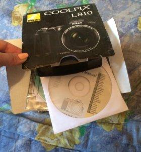 Фотоаппарат Nikon CoolpixL180