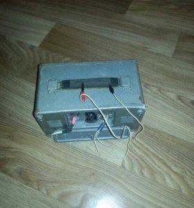 Трансформаторный блок питания 12 вольт 1-5 Ампер