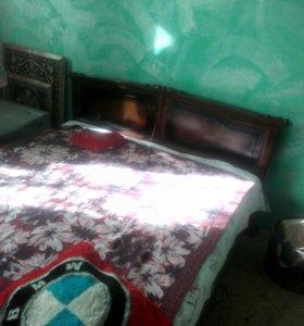 2x стальная кровать