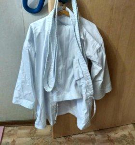 Кимоно для каратэ + защита