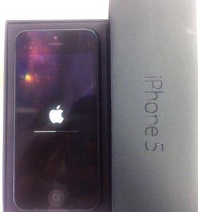 iPhone 5 32g Чёрный