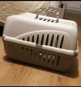 Переноска для кошки или собари