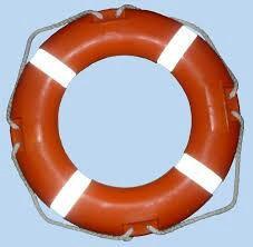 Спасательный круг на лодку
