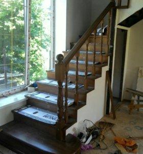 Лестницы Изготовления и установка