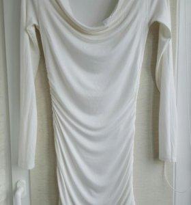 Платья трикотажное