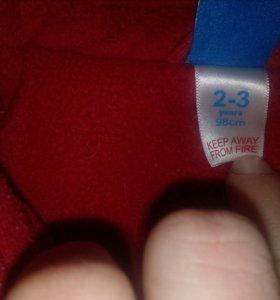Куртка 2-3года 92-98см