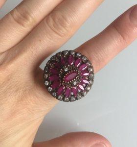 Кольцо серебро/медь. Османская коллекция.