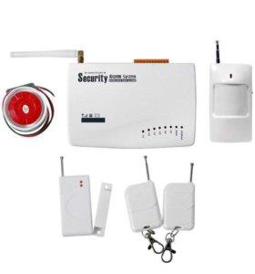 GSM сигнализации, Gps трекеры