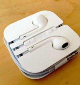 наушники iphone 7 plus