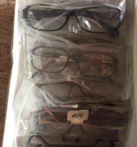 Оправы и солнечные очки