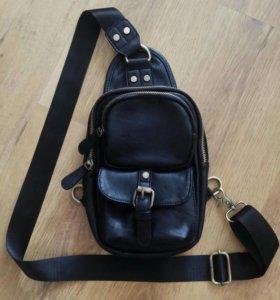 💼 Мужская удобная сумочка. Новая.