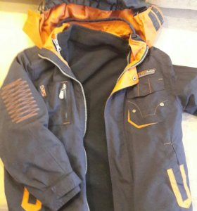Куртка весна-осень 2 в 1
