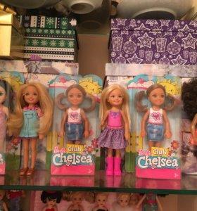 Кукла Челси Барби